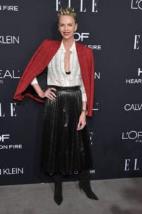fall trends - charlize theron