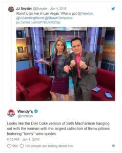 funny wendy's twitter roasts celebrities