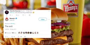 wendy's twitter roasts header