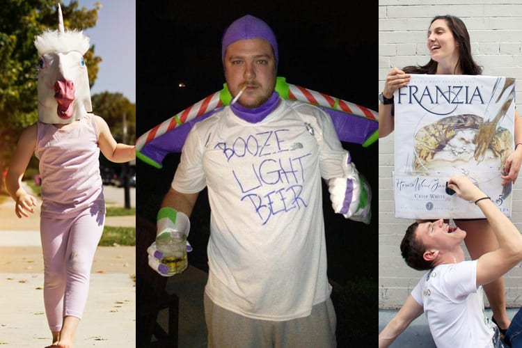 15 Terrifyingly Bad Halloween Costumes