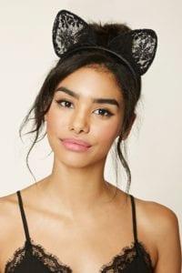 Halloween costume fails cat ears