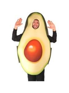 Halloween costume fails avocado