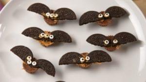 Halloween dessert recipes: bats