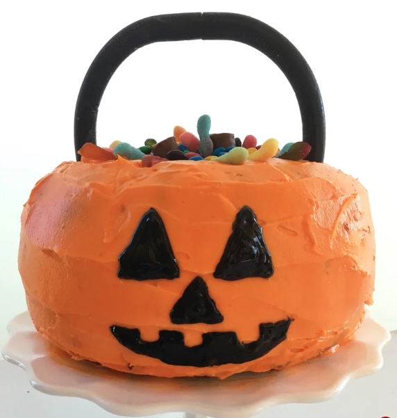 Halloween dessert recipes: bundt cake