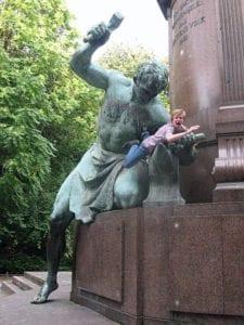 hilarious photos - naughty boy
