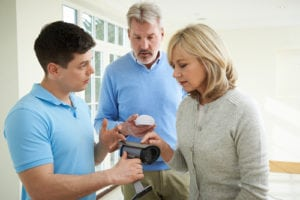home security system questions