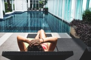 WiFi boosters enable you to work by the pool