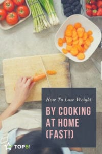 how to lose weight by cooking at home (fast!)