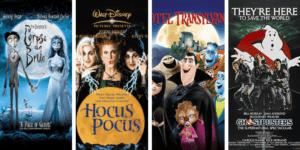 kids halloween movies posters