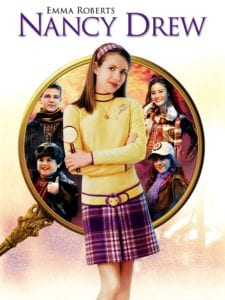 kids halloween movies nancy drew