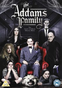 kids halloween movies the addams family