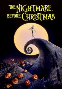 kids halloween movies nightmare before christmas