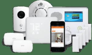 linkinteractive home security