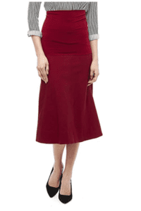 maternity clothes - maternity wolfdord skirt
