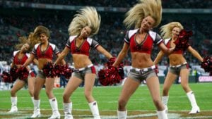 nfl cheerleader outfits cheerleaders tampa bay buccaneers