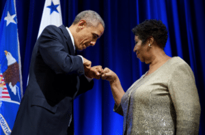 president barack obama aretha franklin consequence of sound