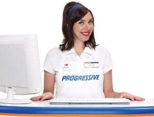 Progressive car insurance's spokeswoman, Flo