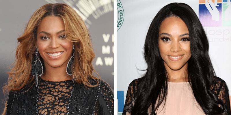 related celebrities beyonce bianca lawson
