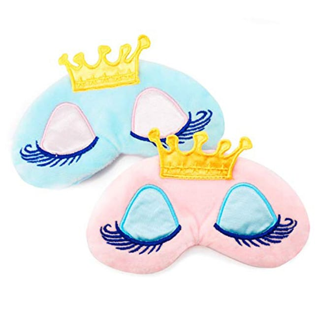 secret santa - nipoo 2 pcs cute eye mask