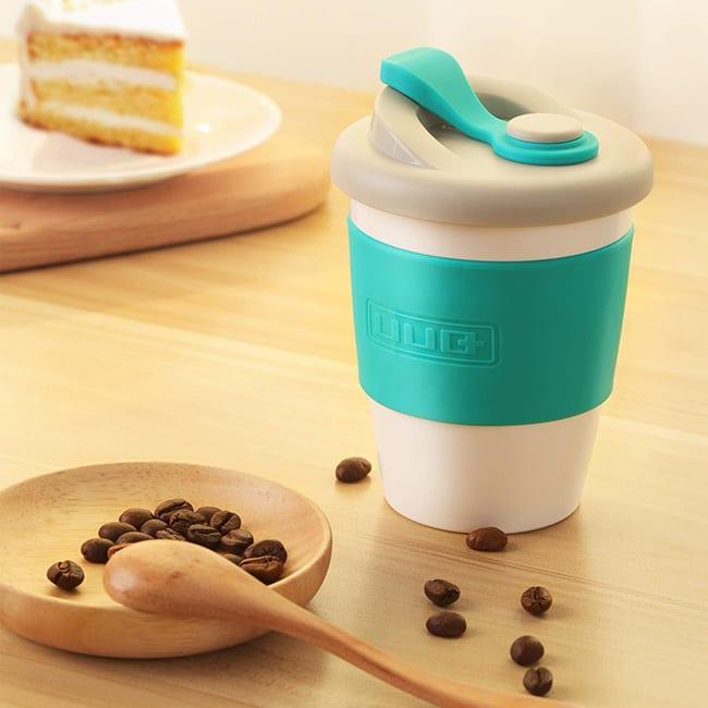 secret santa - reusable coffee cup