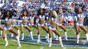 sexy nfl cheerleader outfits tennessee titans