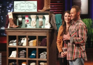 Shark Tank products Grace & Lace