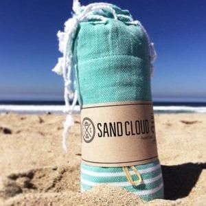 Shark Tank products Sand Cloud