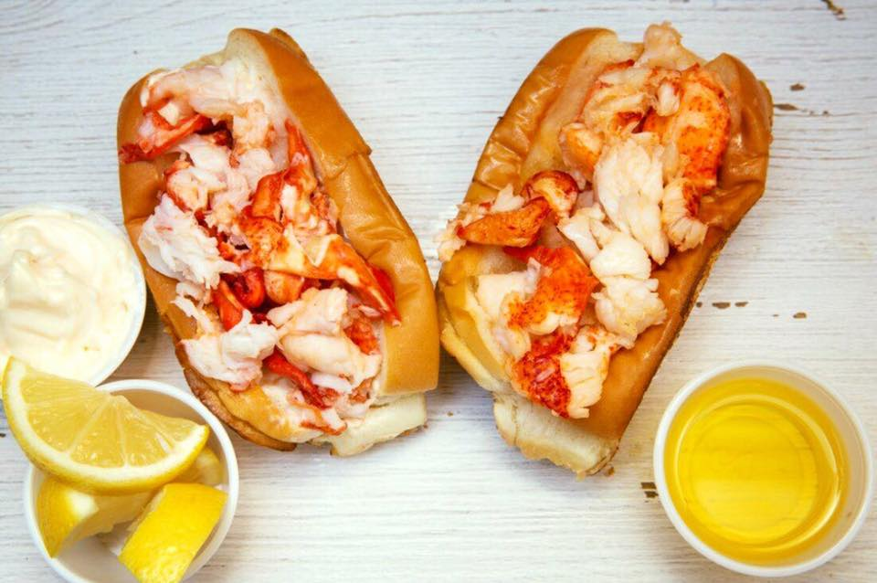 Shark Tank products Cousins Maine Lobster