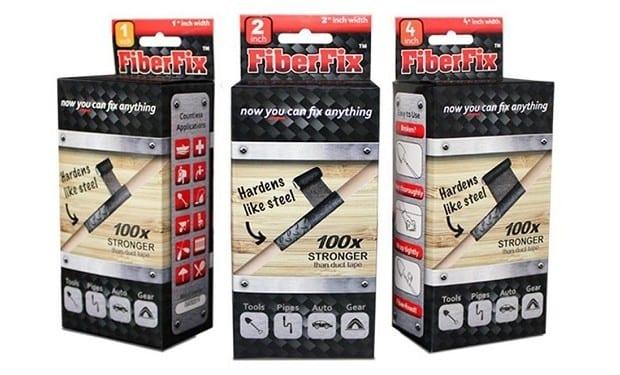 Shark Tank products FiberFix