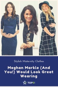 stylish maternity clothes