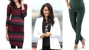 stylish maternity clothes meghan markle (and you!) would look great wearing