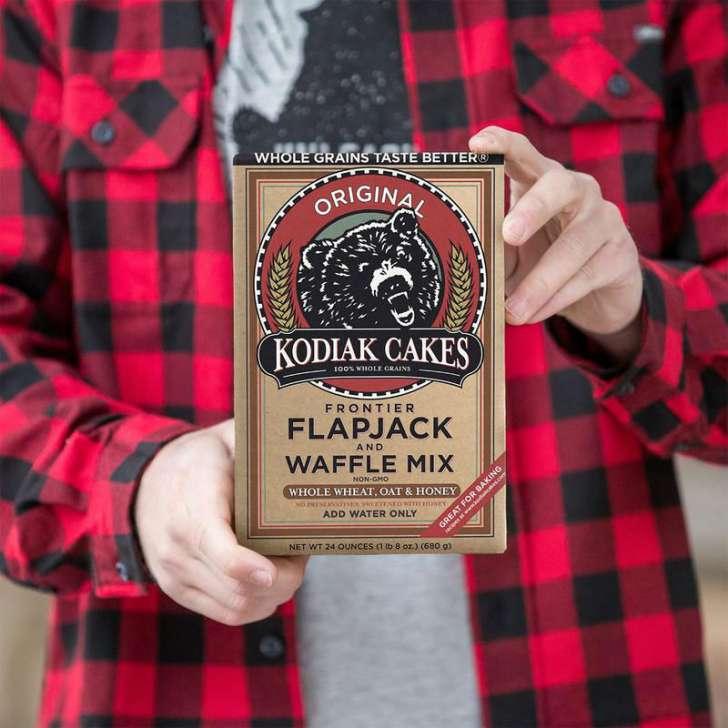 Shark Tank products Kodiak Cakes
