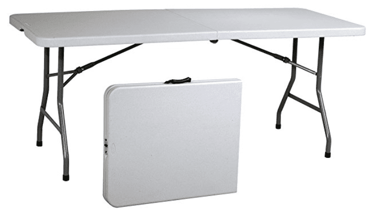 thanksgiving essentials foldable table