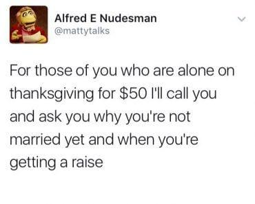 thanksgiving-memes-thanksgiving-alone