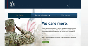 USAA coverage