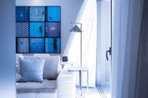Vacation Home Rental Decorating Luxury Hotel Style