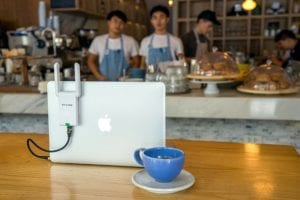 WiFi antennas for laptops help people work remotely