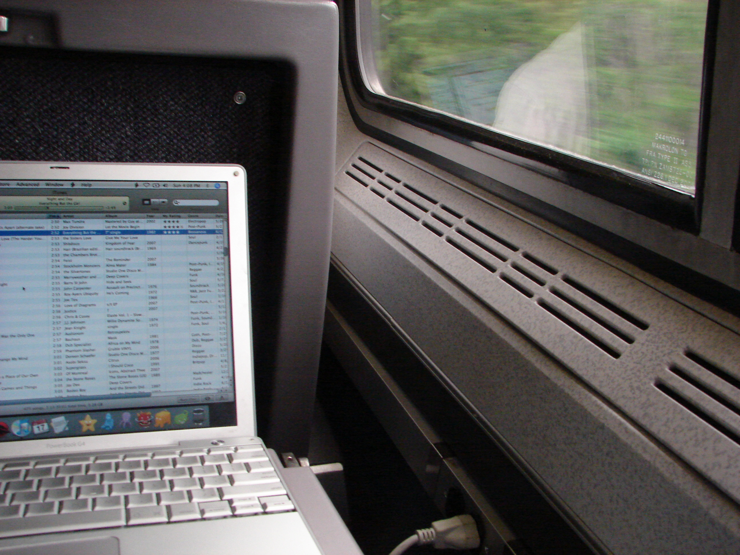WiFi hotspot boosters let you use your laptop on the train