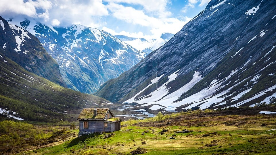 Get WiFi in your remote cabin