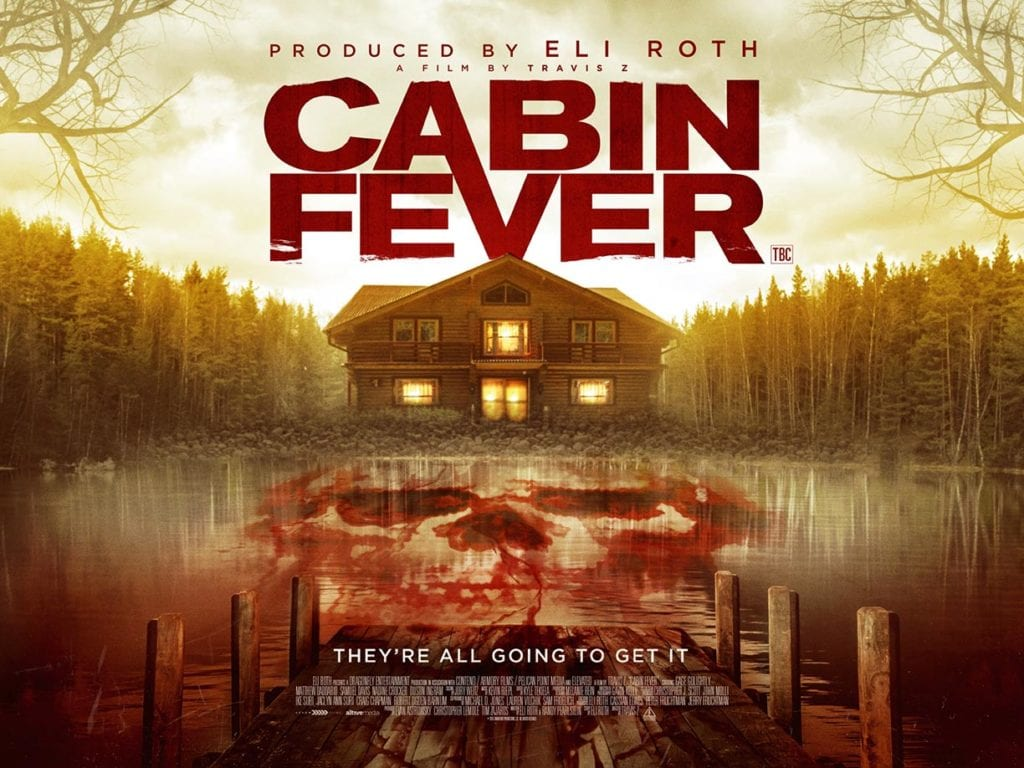 Cabin fever poster worst rated movies