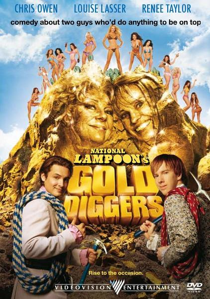 National Lampoon's Gold Diggers poster worst rated movies