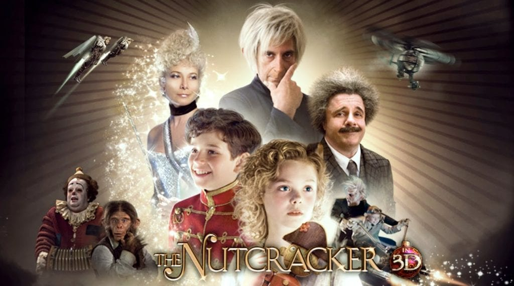 The nutcracker 3d poster worst rated movies