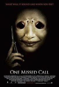 worst rated movies one missed call