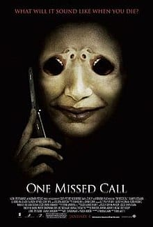 one missed call poster worst rated movies