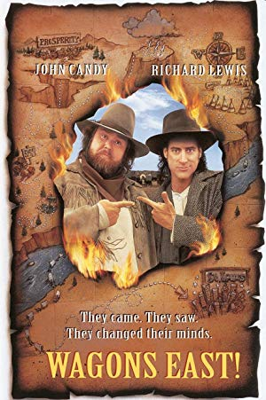 Wagons east poster worst rated movies