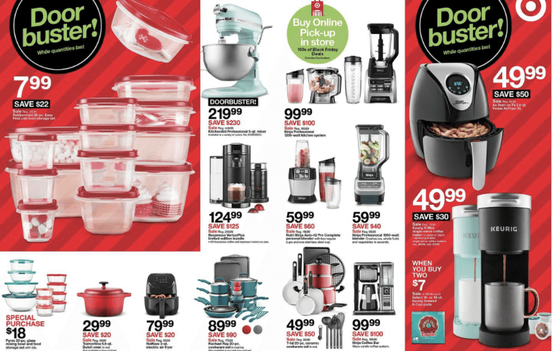 Best Black Friday Deals - Target
