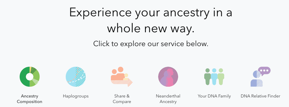 23andMe can tell you about your ancestors