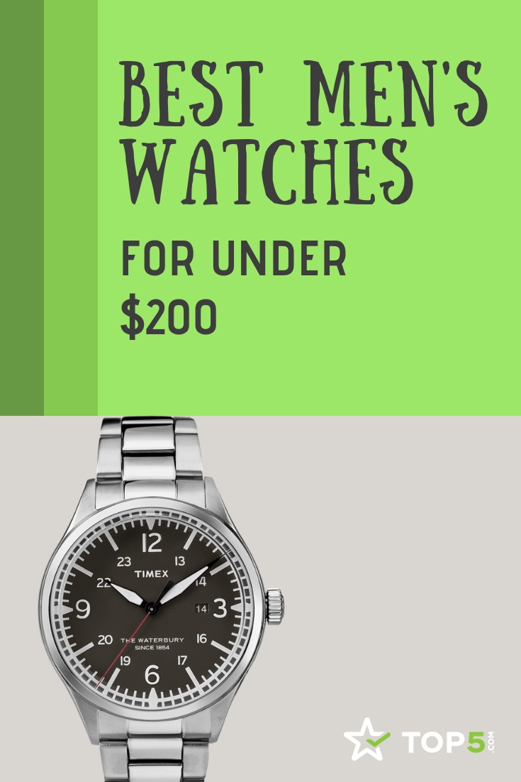 best mens watches for under $200