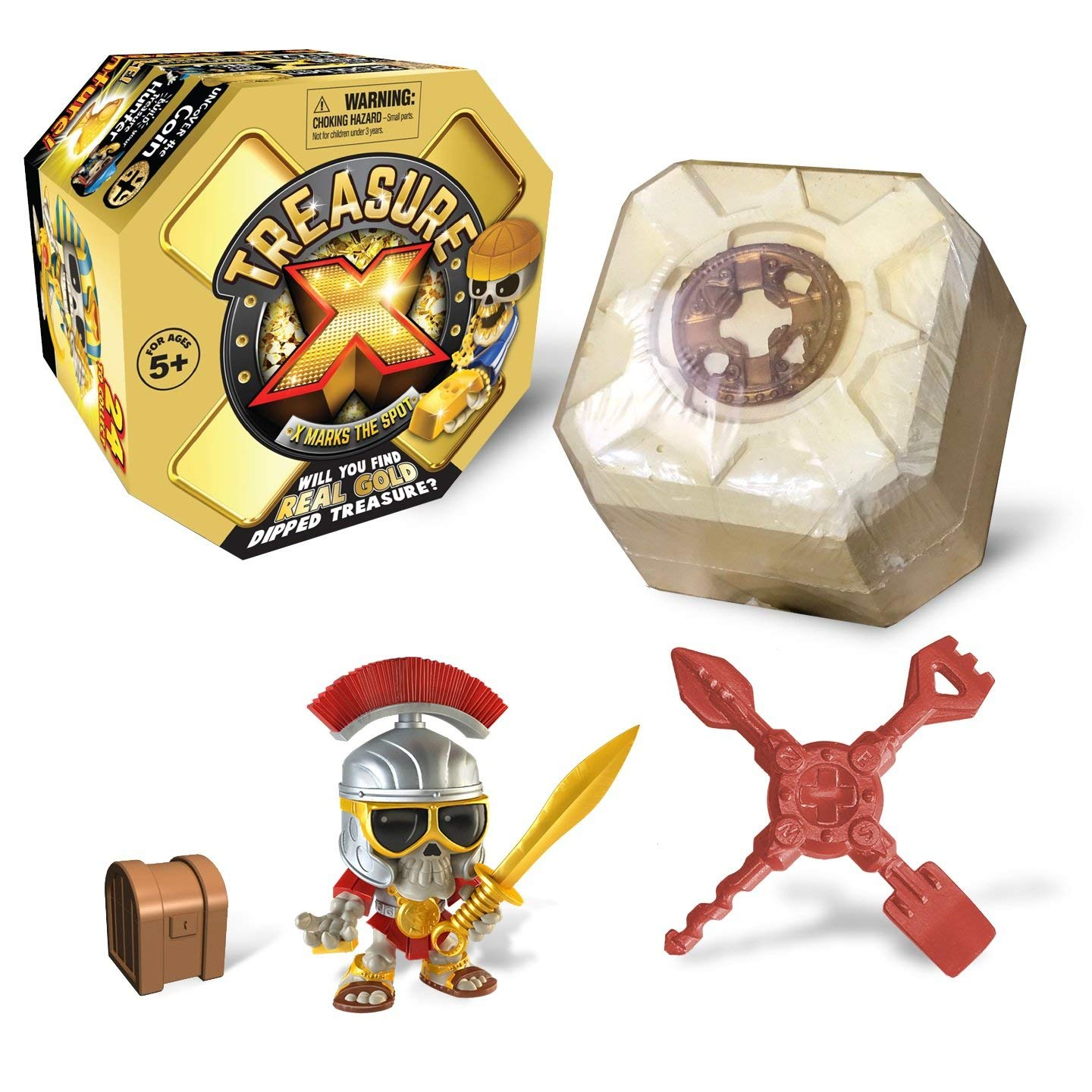 buying holiday toys | what you get in a treasure x adventure pack
