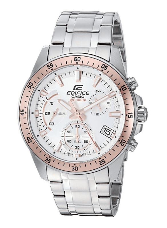 casio edifice mens watch gift for the holidays